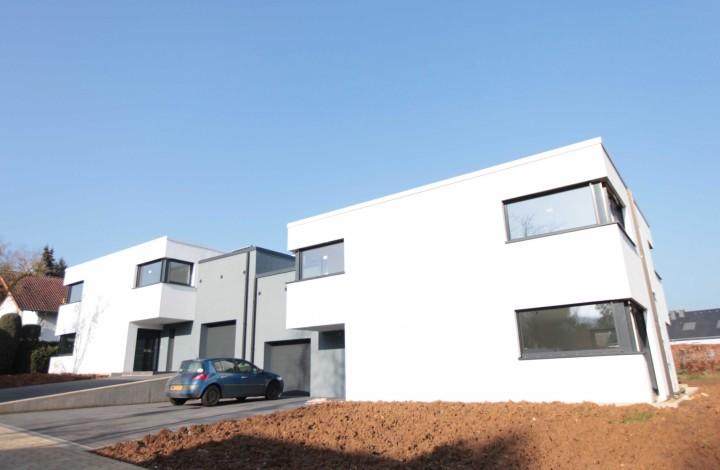 Maison jumel e bereldange bonifas architectes for Classe energie d maison